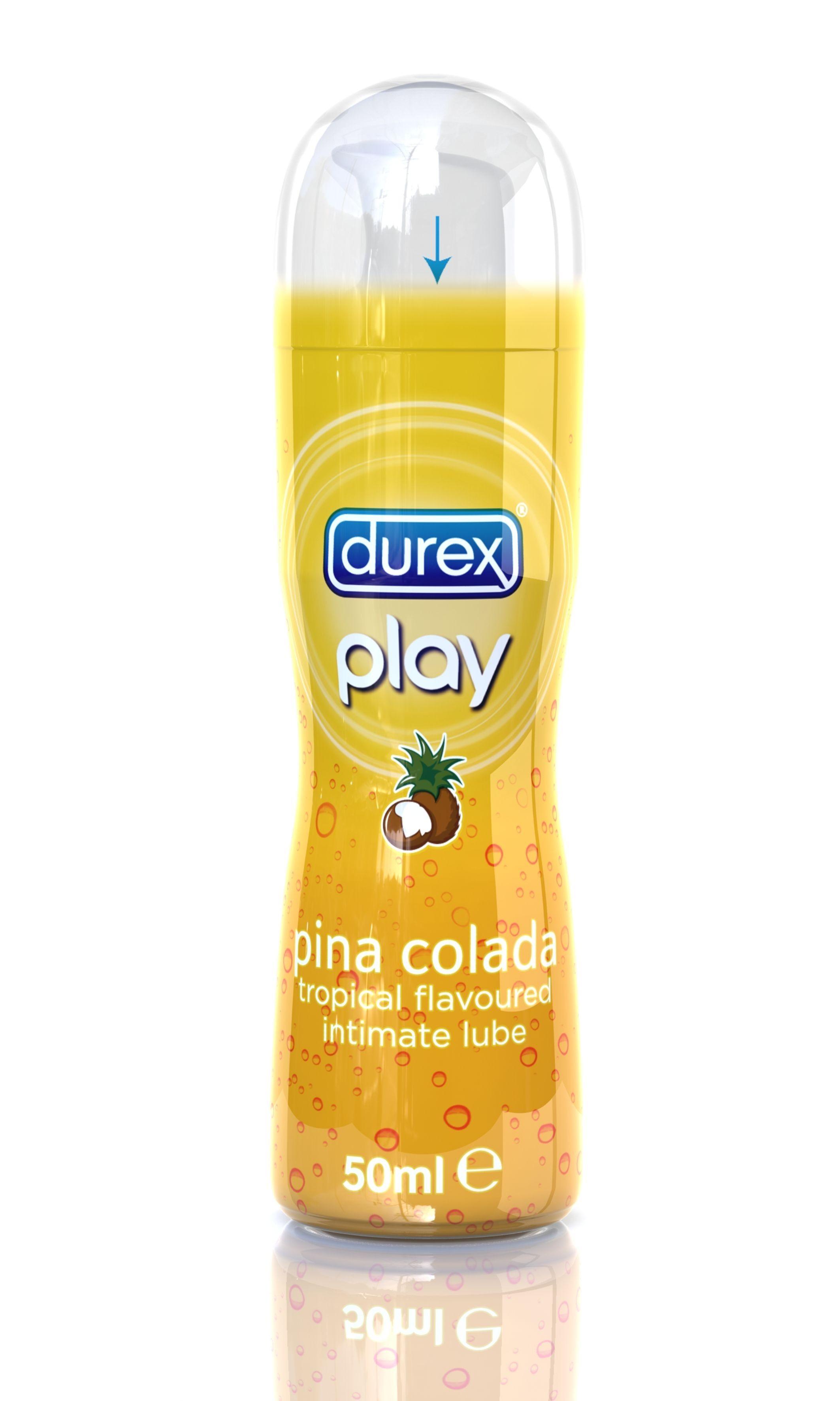gel lubrifiant durex