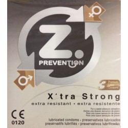 Prevention Condoms 48x3-Z